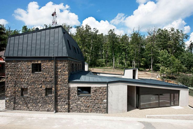 Gallery of Mountain Hut at Galyateto / NARTARCHITECTS - 7