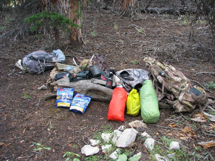Backcountry Gear – 5 Day Checklist | Elk101.com | Eat. Sleep. Hunt Elk.