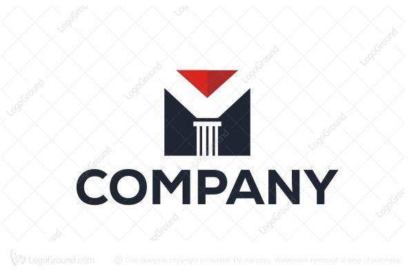 Logo for sale: Letter Y Law Firm Logo