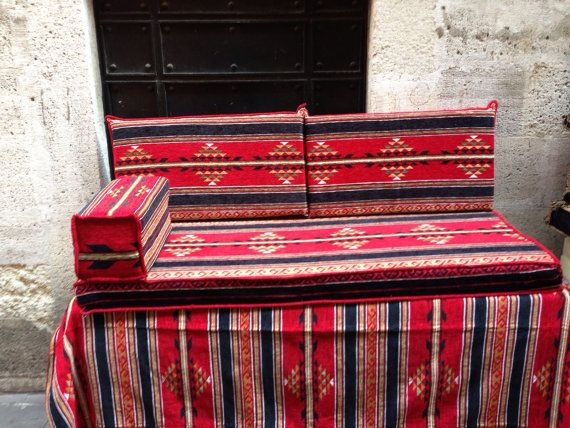 Mesopotamian Oriental Seating COVER  Majlis   by MeletiOrient