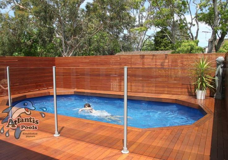 Above Ground Pool Atlantis Pools Australian Made Above Ground Swimming Pools Above Ground Pool
