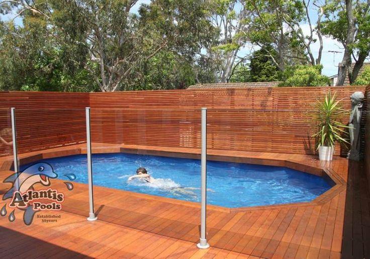 Above Ground Pool, Atlantis Pools Australian Made Above Ground Swimming Pools, Above Ground Pool Prices, Unique & Exclusive Pool & Filtratio...
