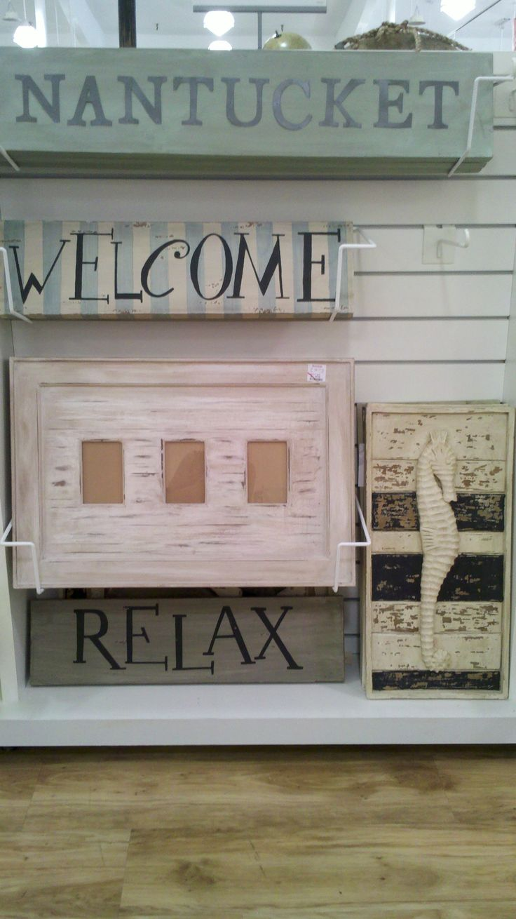 Rustic Dining Room Signs Homegoods