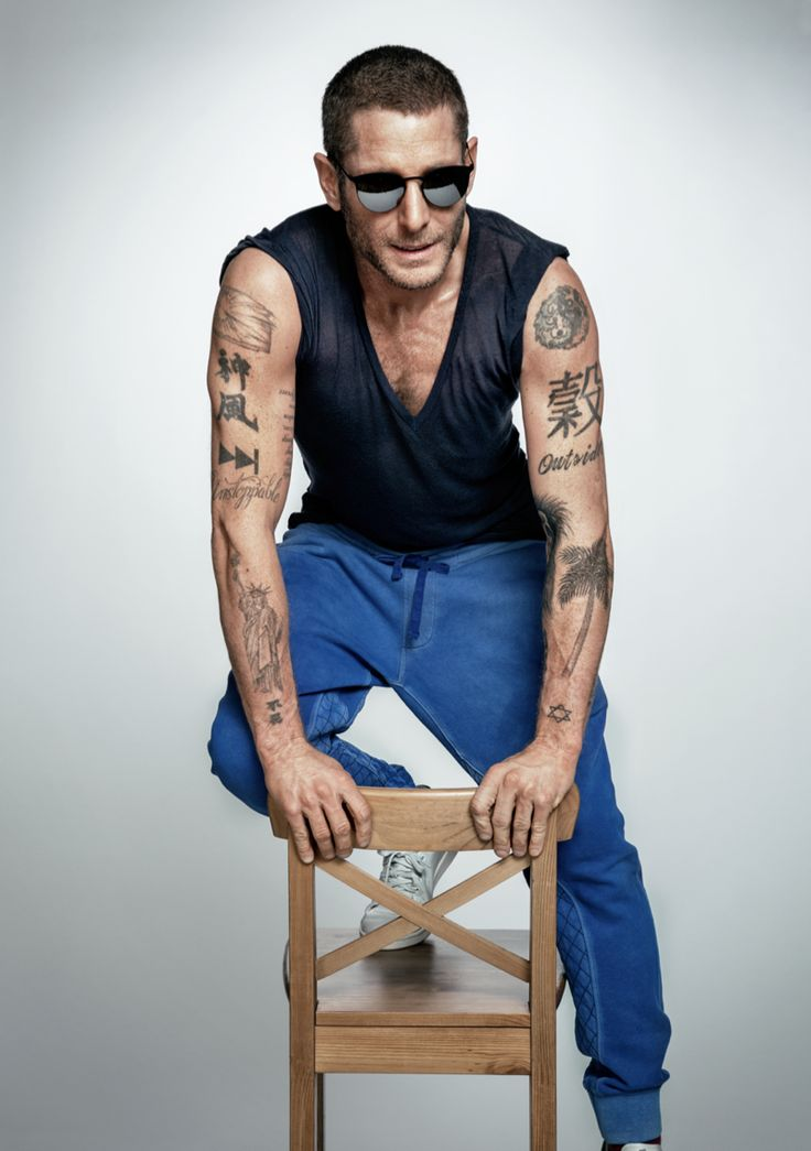 Lapo Elkann Hits the Studio for GQ Russia August Issue image Lapo Elkann GQ Russia Shoot 001