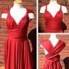 Infinity Dress Pattern | AllFreeSewing.com