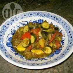 Ratatouille z bakłażanem