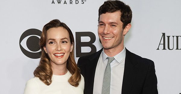 Leighton Meester and Adam Brody Welcome a Baby Girl  and named her Arlo Day Brody