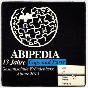 ABIpedia - 13 Jahre Copy and Paste | 25 Abimottos, für die sogar Du Dich schämen würdest