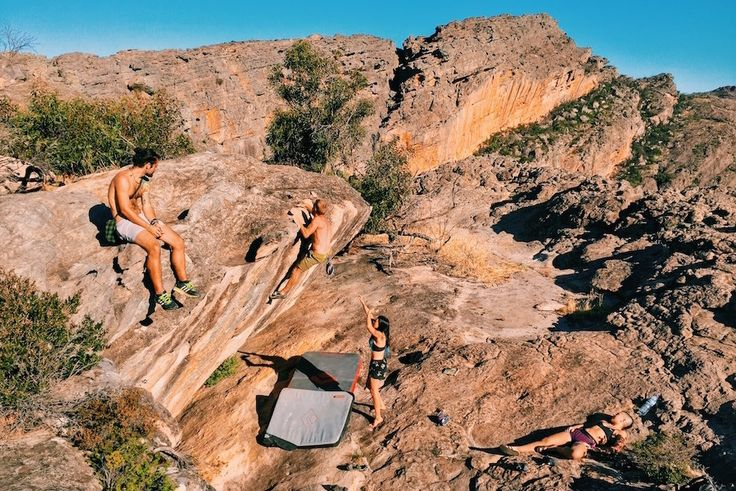 """Atop Hollow Mountain bouldering -- http://lostboymemoirs.com/camping-in-the-grampians-national-park/ Camping in the Grampians National Park - """"It leaves you breathless"""". - Lost Boy Memoirs   Travel and Adventure Blog"""