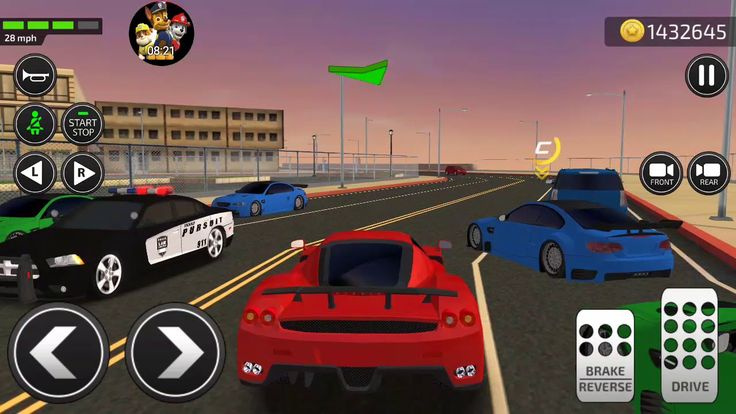Car Games 2017 | Car Driving Academy 3D - Android Gameplay - Part 01 | Fun Kids Games