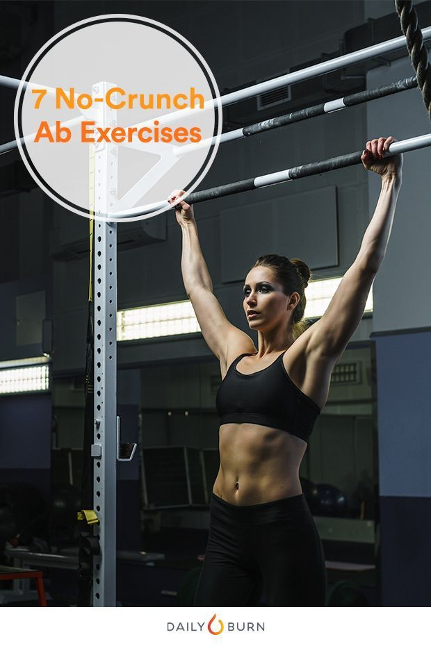 7 No-Crunch Exercises for Six-Pack Abs