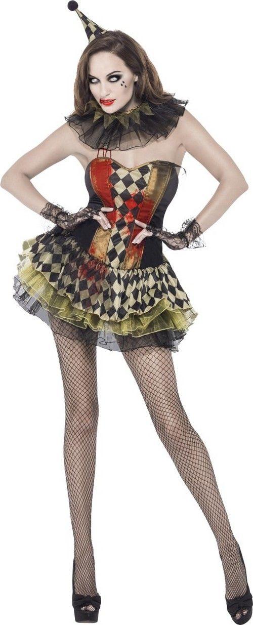 Vermaak het koninklijk hof van zombie land met dit zombie narren kostuum! De beste Halloween kostuums op Vegaoo.nl!