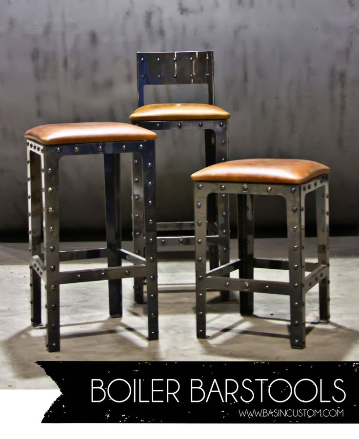 18 best basin custom blog posts images on pinterest for Industrial design bar stools