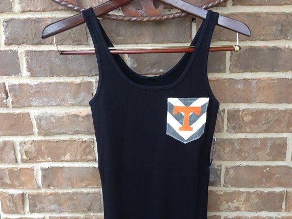 UT University of Tennessee Volunteers Vols Orange by MonogramCafe, $25.00