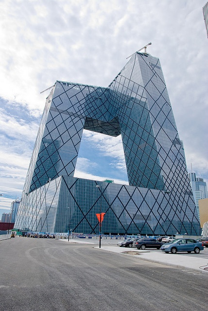 China Central Television Headquarters (CCTV Headquarters), Beijing, China