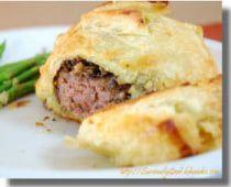Individual Beef Wellingtons, plus duxelles recipe