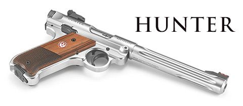 Ruger® Mark IV™ Rimfire Pistols
