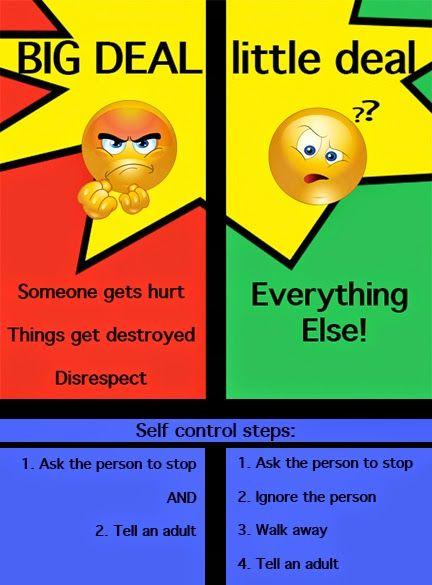 Anger management class - 3 part 5