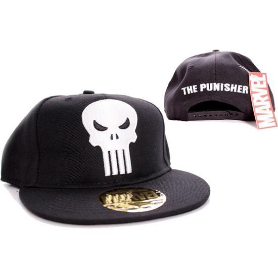 Marvel Punisher Sort Logo Cap