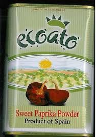 "The #TJX Companies, Inc. is #recalling ""Ecoato"" Sweet Paprika Powder products as they have the potential to be contaminated with #Salmonella.  #recall #health"
