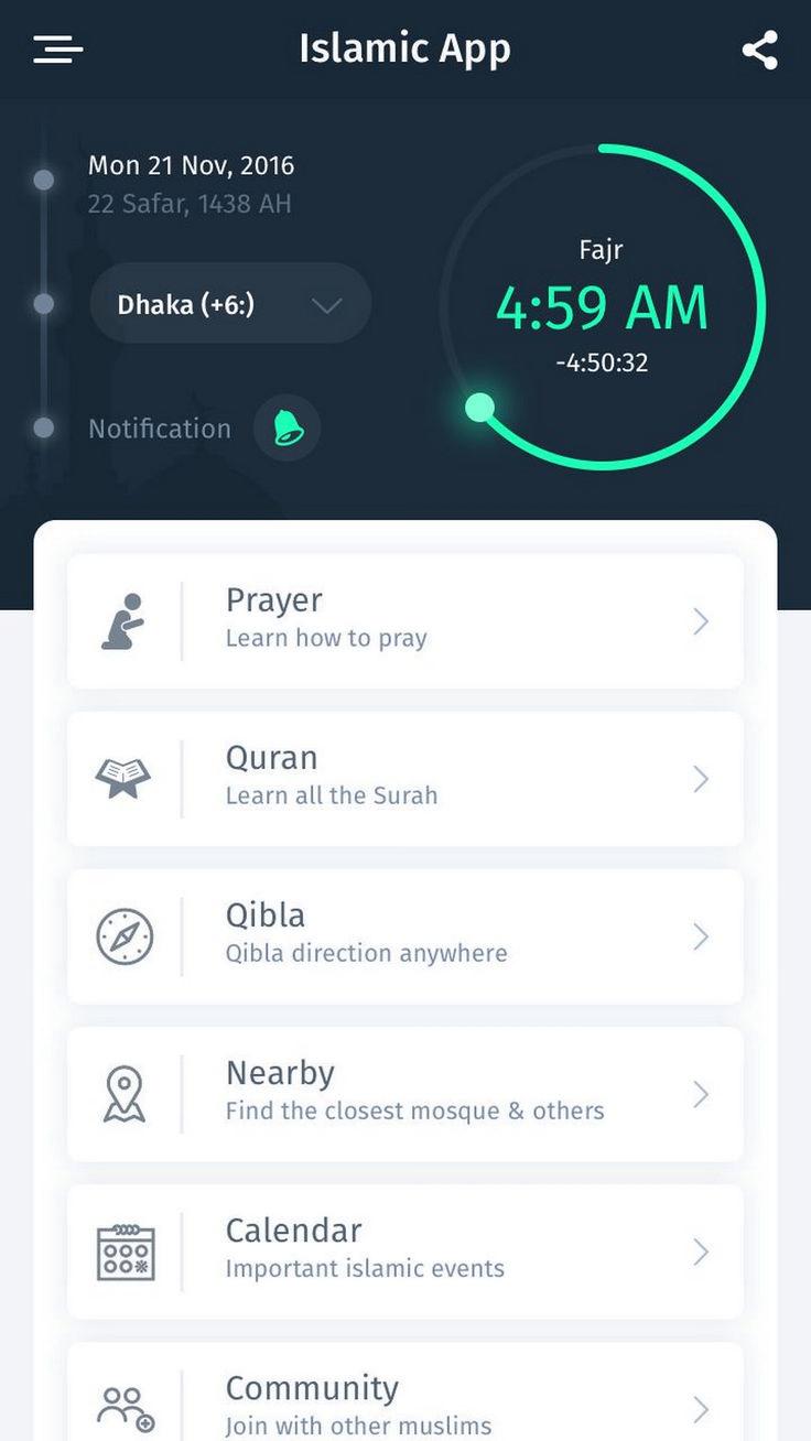 Beautiful List Ui For Mobile App (43)