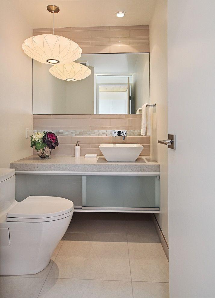 79 melhores imagens sobre Banheiros modernos no Pinterest  Banheiros cinzas, -> Azulejo Banheiro Moderno