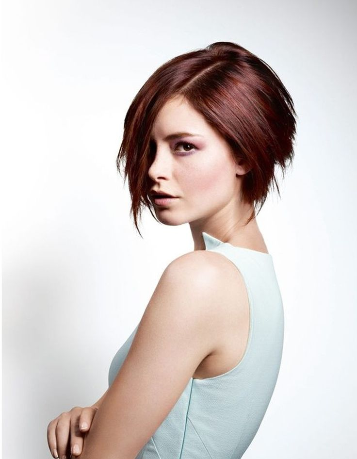 Les 25 meilleures id es concernant cheveux courts violet sur pinterest les couleurs de cheveux - Couleur carre plongeant ...