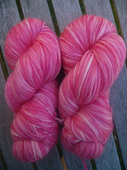 Candyfloss - Pink, Pink, and more Pink | Red Riding Hood Yarn