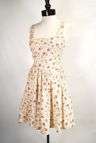 The Sooki Retro Dress