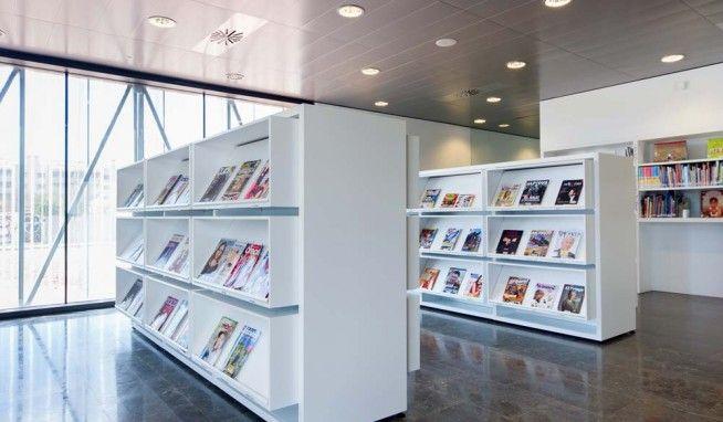 Mueble para bibliotecas Marciana