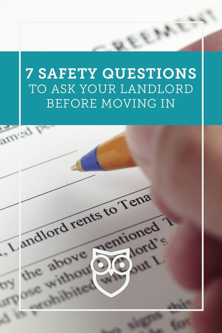 7 Sicherheitsfragen Die Sie Ihrem Vermieter Stellen Mussen Bevor