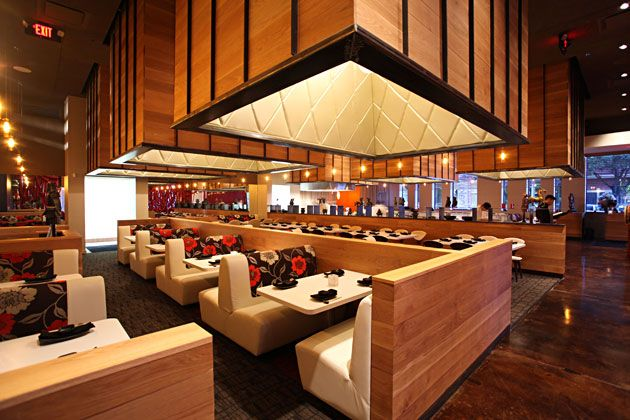Asian restaurant received aia austin design merit