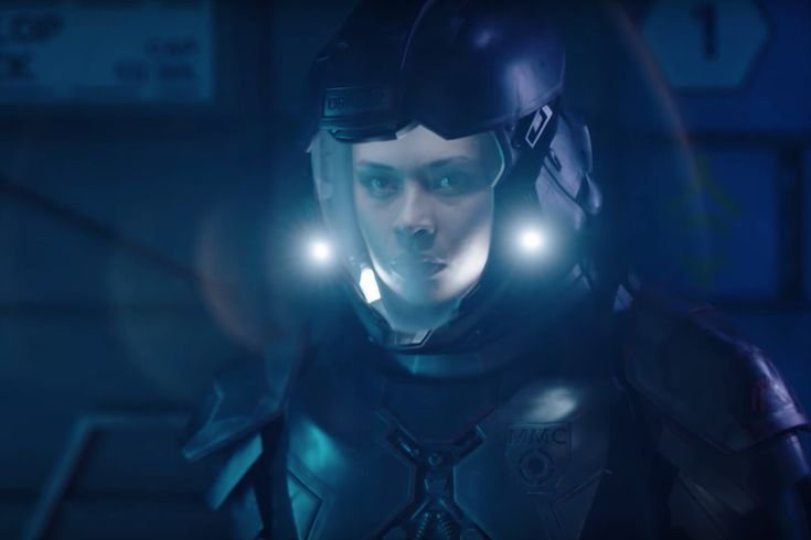 A new trailer for the next season of The Expanse shows the solar system at the brink of war