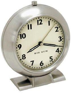 Big Ben alarm clock aka the Dreyfuss clock