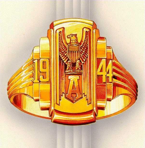 John Adams High School - BIG Class Ring