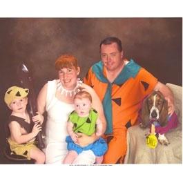 meet the flintstones halloween costume - Flinstones Halloween
