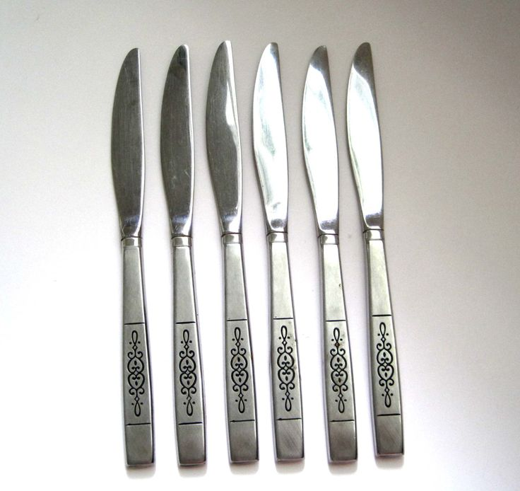 17 Best Ideas About Vintage Cutlery On Pinterest