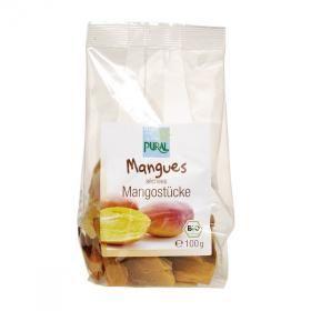 Mangues séchées bio Pural | Acheter sur Greenweez.com