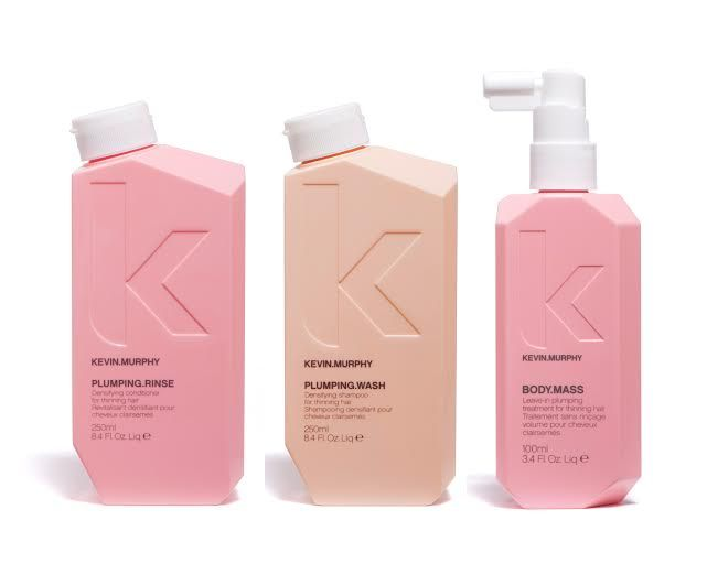 Short Presents | Food. Fashion. Fun.: KEVIN MURPHY PLUMPING LINE: A REVIEW