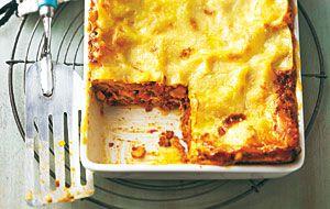 Lecker, lecker Lasagne Bolognese - sogar mit Anleitung für selbergemachte Lasagne-Blätter ;)