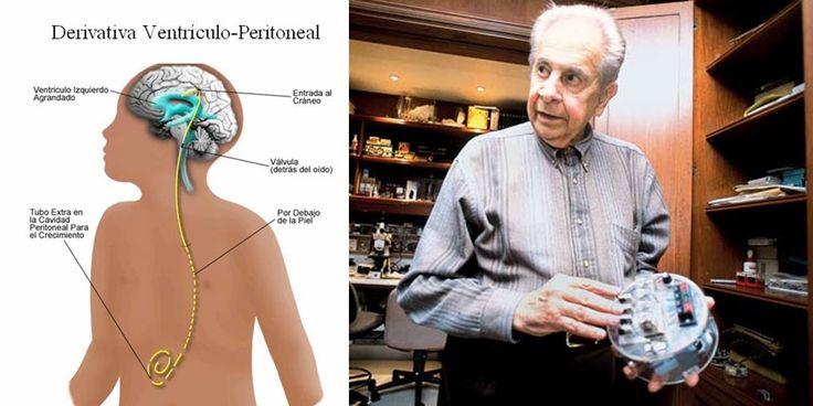 El Doctor Salomón Hakim, benefició a la humanidad con el descubrimiento del síndrome de hidrocefalia normotensiva y el desarrollo una válvula para su tratamiento conocida como ''válvula de Hakim''.