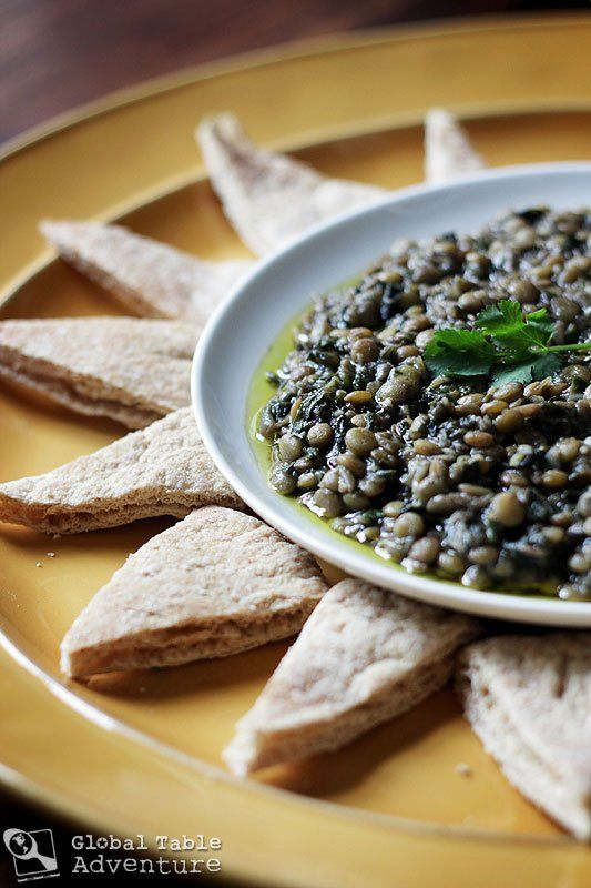 Syrian Lentils Recipe Appetizers Amp Side Dishes Food Recipes Lentils Arabic Food