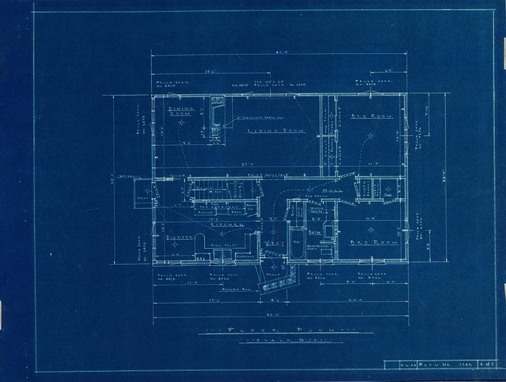 YOU ARE HERE* OUR MID-CENTURY RAMBLER HOUSE PLANS