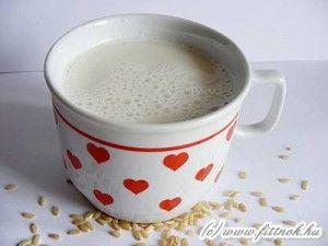 Növényi tejhelyettesítő (barna-rizs, zab, mogyoró, mák, szezám, mandula, dió, zab, köles, kókusz)