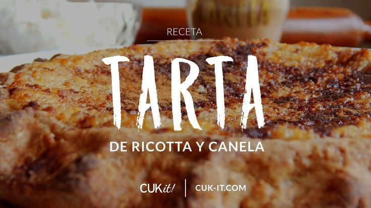 Receta de Tarta Dulce de Ricotta Siciliana - CUKit!