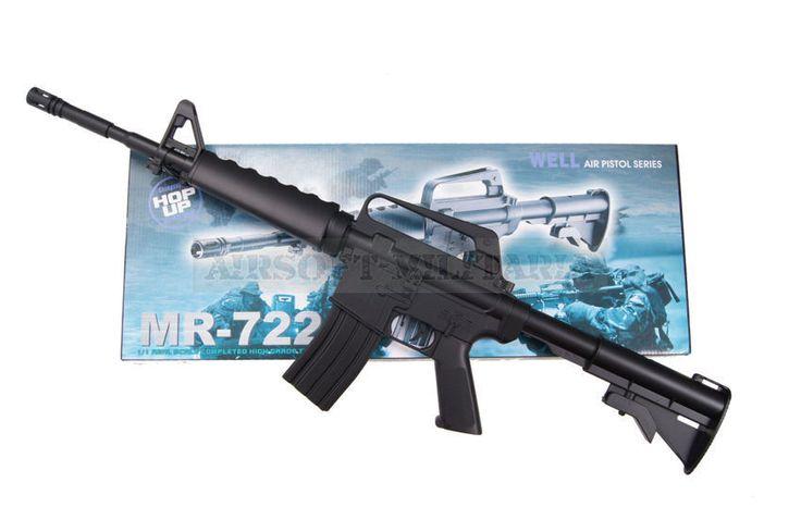 Karabin ASG NA KULKI M16 -Wietnam  GRATIS!