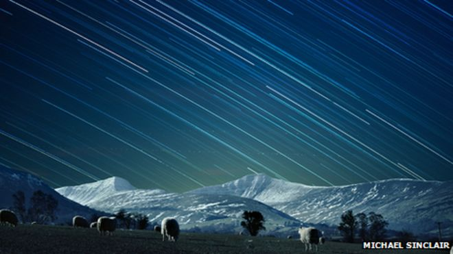WALES: Brecon Beacons dark sky reserve status boost to tourism.