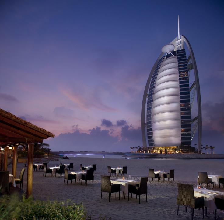 Jumeirah Beach Hotel - Dubai Restaurants - Villa Beach - Mediterranean
