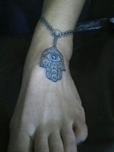 My hamsa evil eye tattoo tatoumania pinterest for Healing hand tattoo