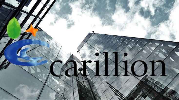 When a large construction company like Carillion collapses, everything on their construction sites are at risk. #windows #carillion #lookingup #construction